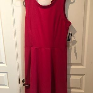 Pink Dress Old Navy size Large